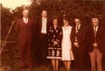 Robert Dunn Jr. and Family, 1978