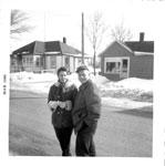 Mr. and Mrs. Dan Mahoney, 1960