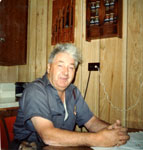 Albert Wedgwood, June 1974