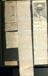 The Acton Obituaries, J.B. Dobie Celebrates 82nd Birthday, Newspaper Clippings, circa 1937