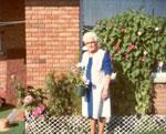 Mrs. Bertha Wilson, Iron Bridge, 1983