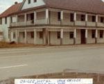 Grigg's Hotel, Iron Bridge, 1976