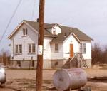 Mississagi Reserve School, 1976