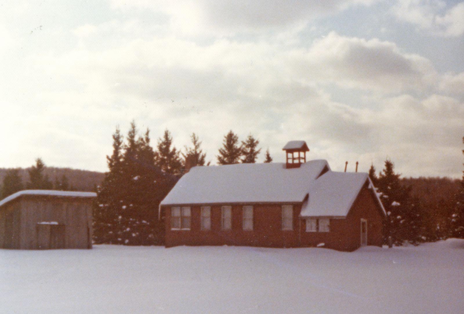 Wharncliff School, 1975