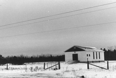 Seventh Day Adventist Church, Iron Bridge, 1977