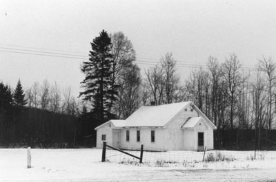 Church of Christ, Iron Bridge, 1977