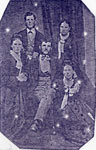 Isaac Nicholson In Group Photo