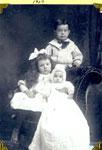 Children of Sam and Annie Allen, 1907