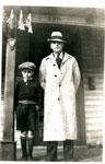 Terry and Elsley Allen, Sault Ste. Marie, Ontario, 1939