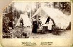 The Little Family, Sault Ste. Marie (Korah) Circa 1876