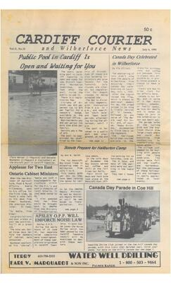 Cardiff Courier Vol 2 No 13
