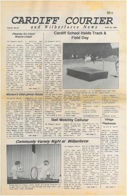 Cardiff Courier Vol 2 No 12