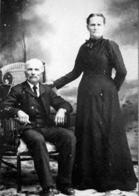 David Lafortune et Émélie (Emilie) Thibodeau.