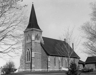 Église anglicane. - Anglican church.