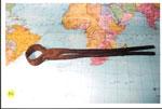 Blacksmith's Tool - Farrier Tongs