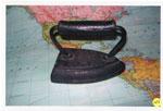 Cast Flat Iron