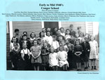 Conger School Early to mid 1940's