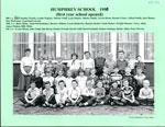 Humphrey School 1956