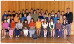 Humphrey Central School Grade 5 1973-74