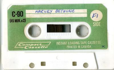 Harvey Bethune