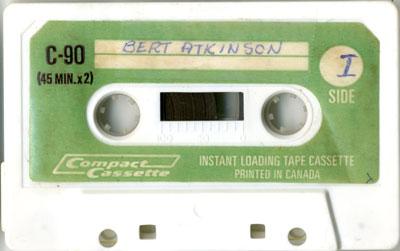 Bert Atkinson