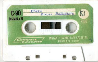 Ethel Dixon Bissonette
