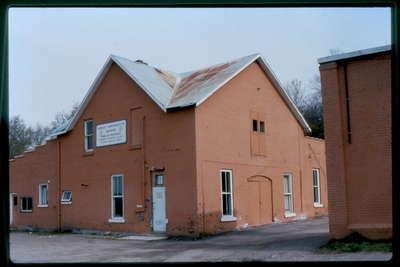 Water Filtration Plant, 7 Burrow Pit Lane, Huntsville, Ontario, 1980-1990.