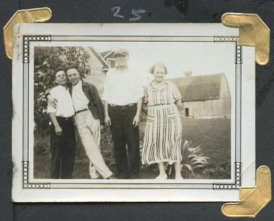 Winnie, Claus, Clayton, ? ?