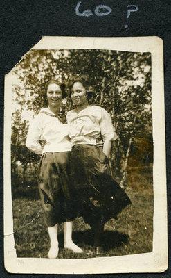 Rhoda Brant, Luella Loft (?)