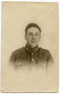 John Culbertson (Brother to Bertha Maracle)
