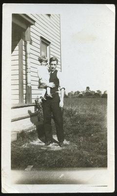Don Armitage & His Father Norm Armitage