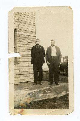 John S. Hill and Sam Blaker