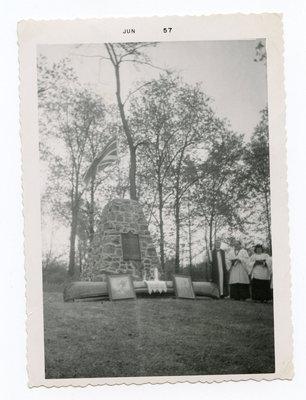 June 1957 Ceremony