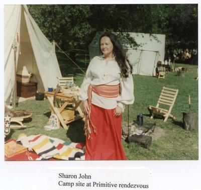 Sharon John – Primative Rendevouz