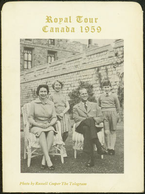 Royal Tour Canada, 1959