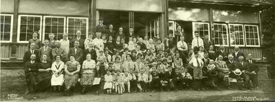 Ruppel Reunion at Waterloo Park, held on 1 August 1925
