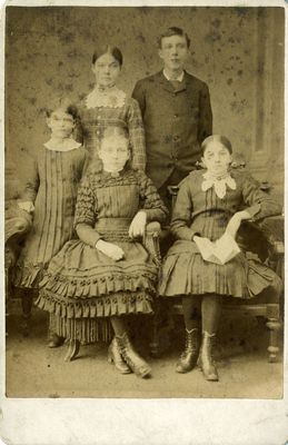 Fennell family children