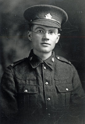 Sapper Hugh C. Elliott, Royal Canadian Engineers