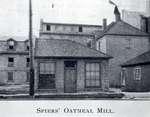 Spiers' Oatmeal Mill, Galt, Ontario