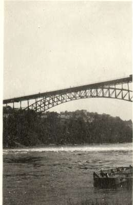 Bridge over Niagara River