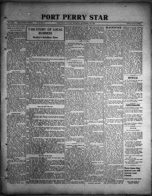 Port Perry Star, 17 Nov 1932