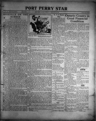 Port Perry Star, 2 Feb 1933