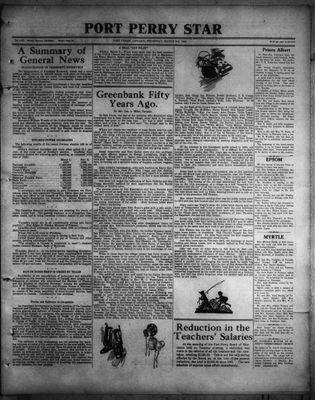 Port Perry Star, 9 Mar 1933