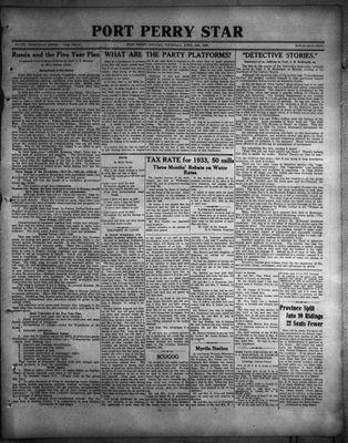 Port Perry Star, 13 Apr 1933
