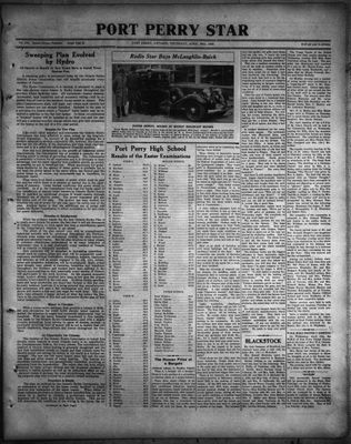 Port Perry Star, 20 Apr 1933