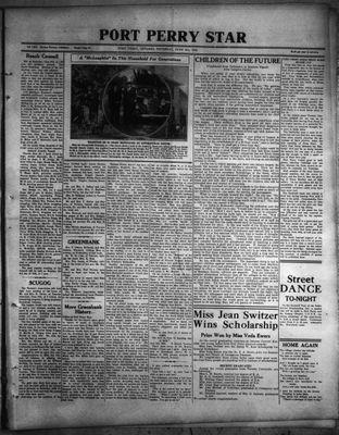 Port Perry Star, 8 Jun 1933