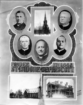 Fondée en 1882, St-Isidore-Prescott
