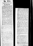 Ontario Scrapbook Hansard, 3 Feb 1877