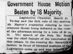 Ontario Scrapbook Hansard, 14 Mar 1894