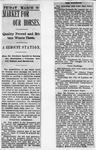 Ontario Scrapbook Hansard, 22 Mar 1901